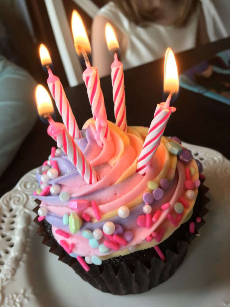 Thoughts On Being A Grandparent Natalies 5th Birthday Recipes